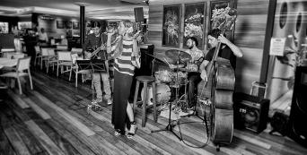 'Round Quartet en el Pesquero
